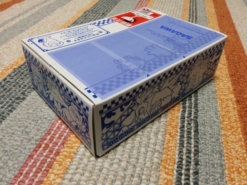 ポケセンから来た箱