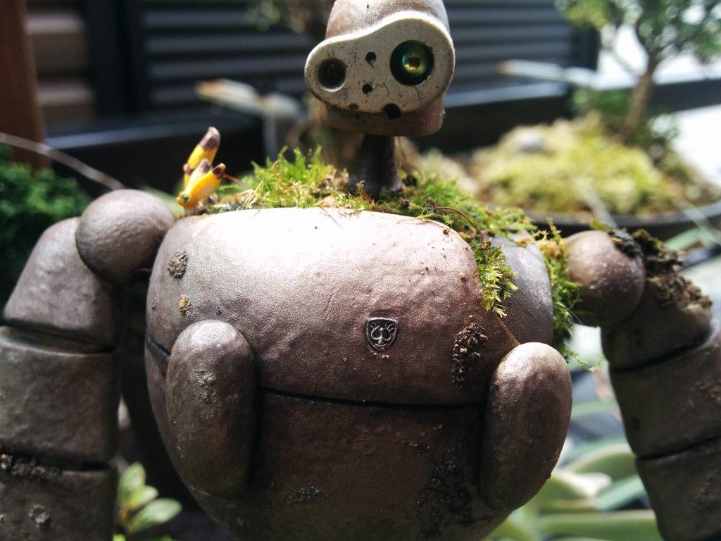 ロボット兵 ラピュタ
