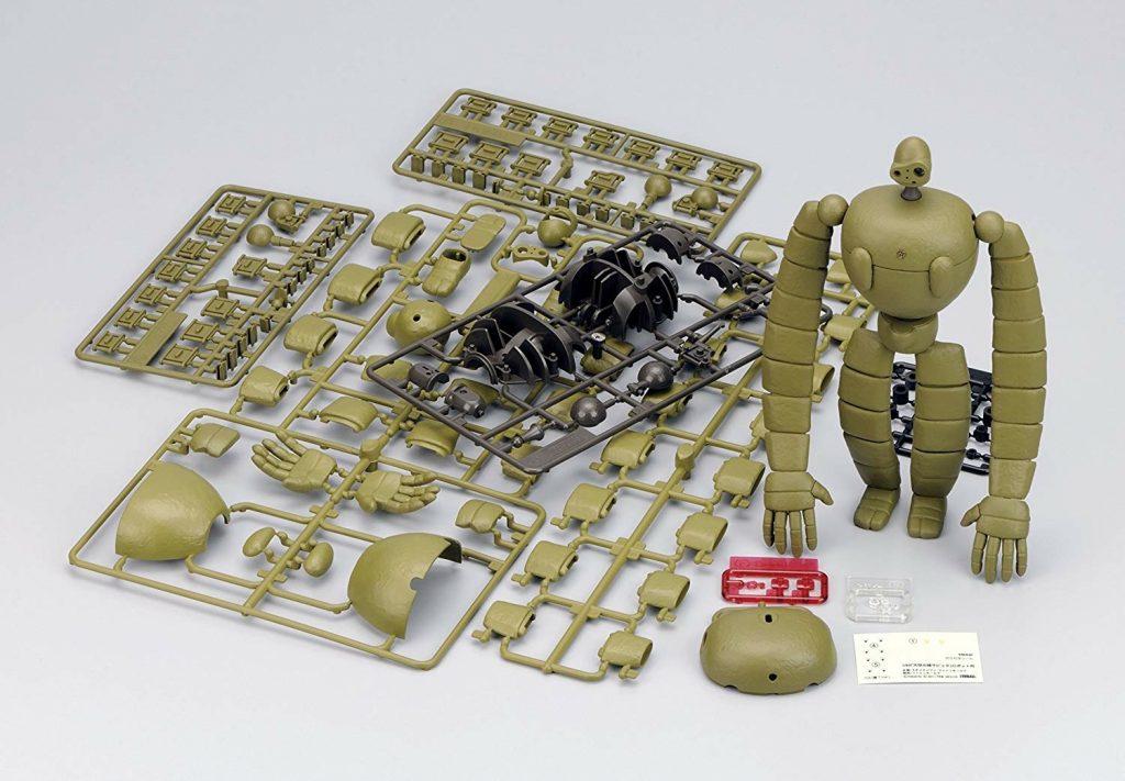 ロボット兵 園丁 プラモ