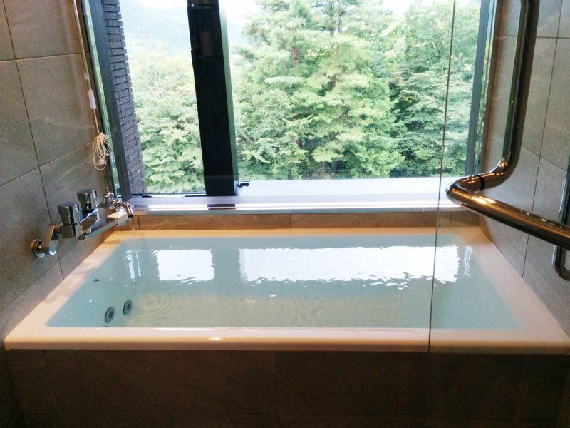 箱根ゆとわ 部屋の温泉