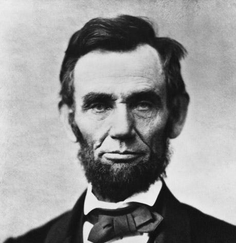 エイブラハム•リンカーン