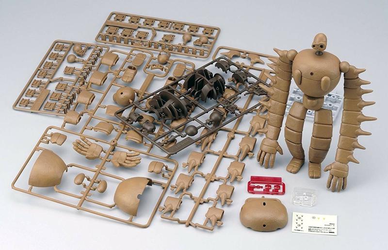 ファインモールド ロボット兵 戦闘バージョン