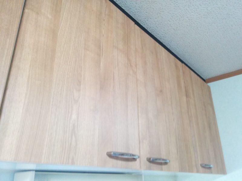 壁紙シートでキッチンDIY 完成